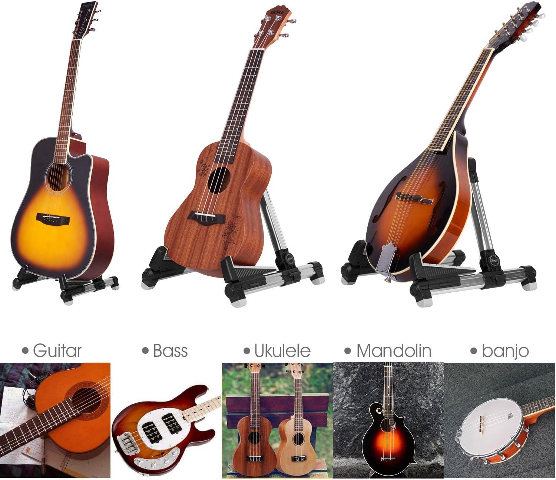 Mugig Soporte A-Forma de Instrumento Plegable y Metálico para ...