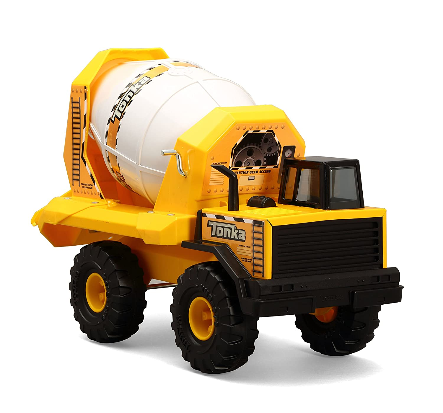 Tonka Steel Cement Mixer Vehicle 93905