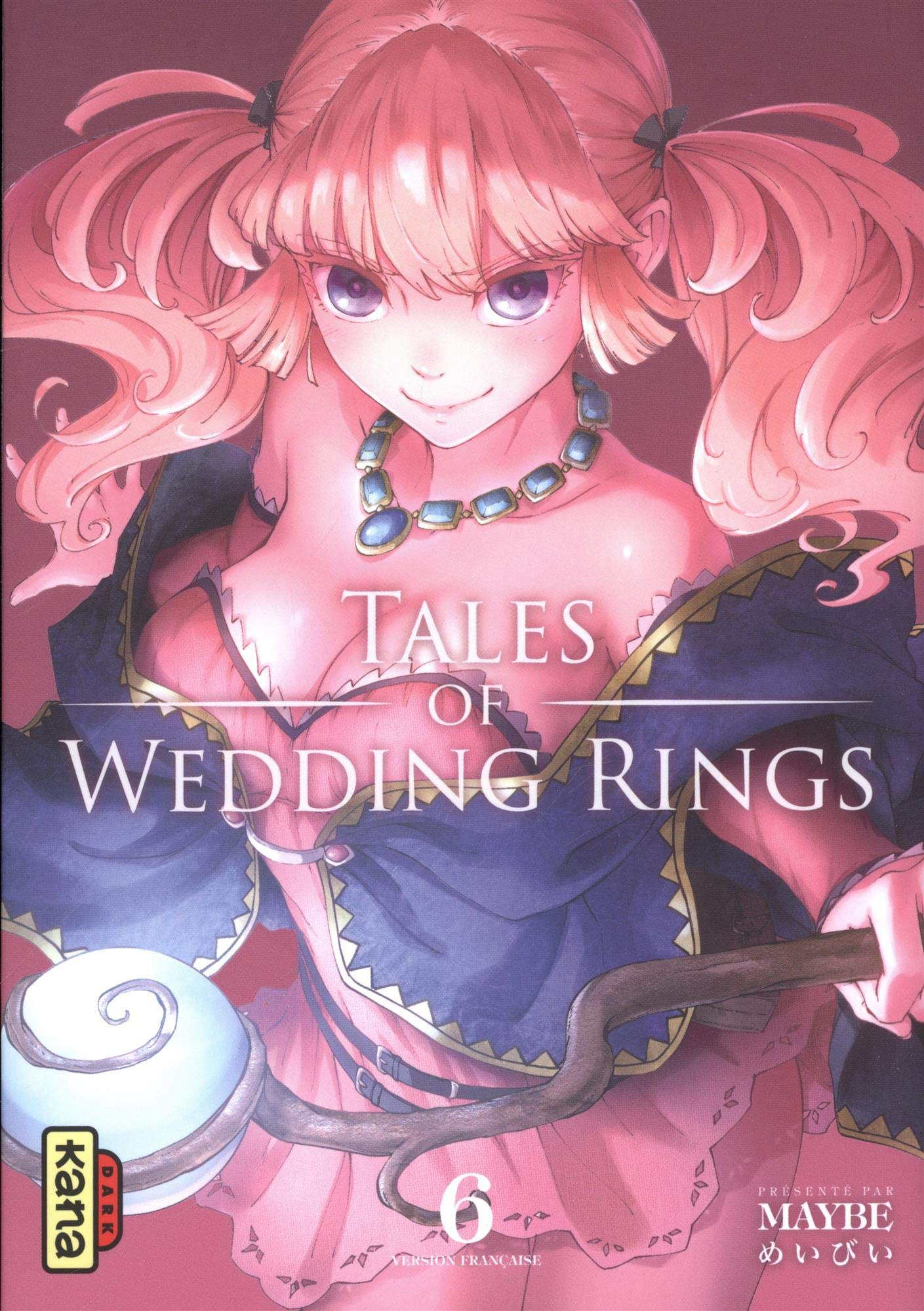 Amazon In Buy Tales Of Wedding Rings Tome 6 Book Online At Low