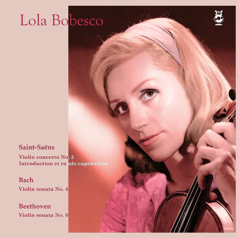 ローラボベスコ ~ ルーマニアエレクトレコード録音全集 I (ステレオ編) (Saint-Saens | Bach | Beethoven / Lola Bobesco (violin)) [2LP] [Limited Edition] [日本語帯解説付] [Analog]                                                                                                                                                                                                                                                    <span class=