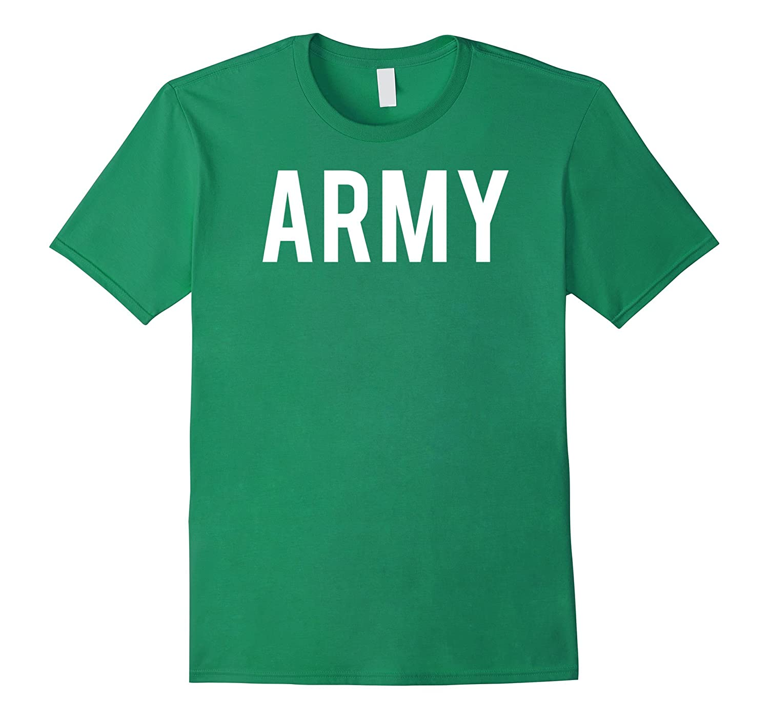 Army T Shirt - Cool new US american vet funny cheap gift tee-Vaci