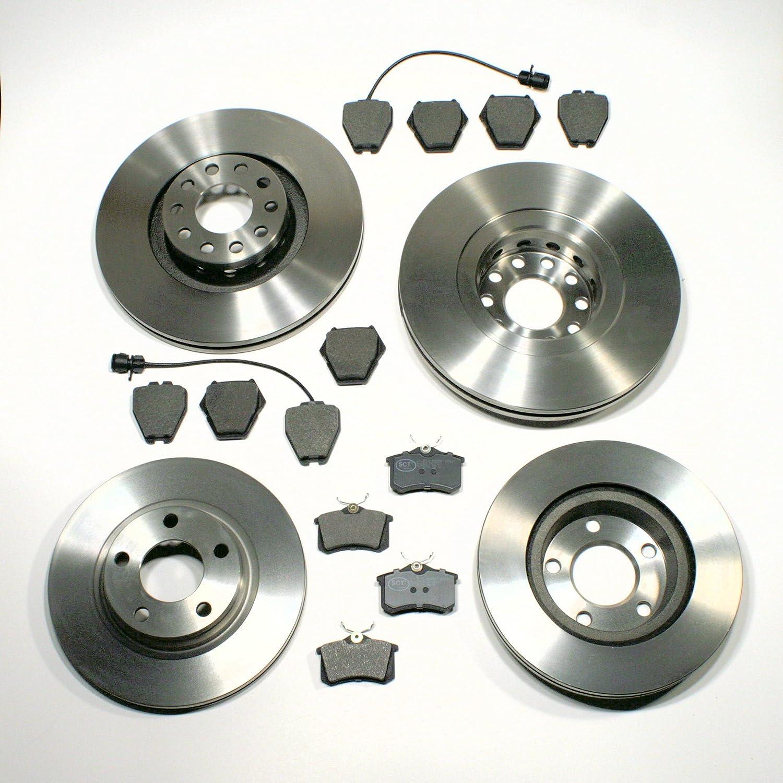 Bremsscheiben//Bremsen Bremsbel/äge f/ür vorne f/ür hinten