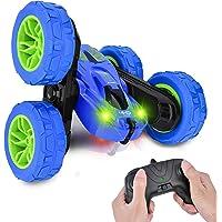 Cradream 4WD RC Remote Control Stunt Cars Toys
