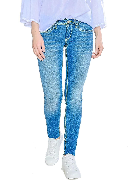 Gaudi Jeans Femme Blau Jeans