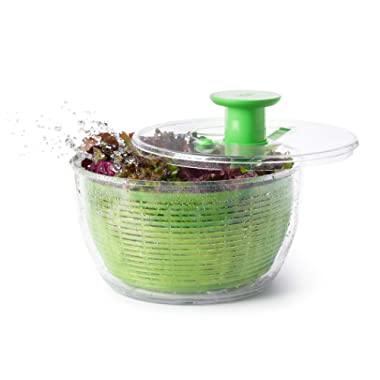 OXO Good Grips Salad Spinner, Green