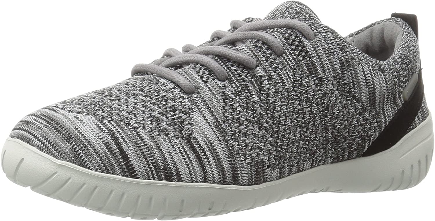 Rockport Women's Raelyn Recommendation Knit Fashion Tie Limited time sale Sneaker