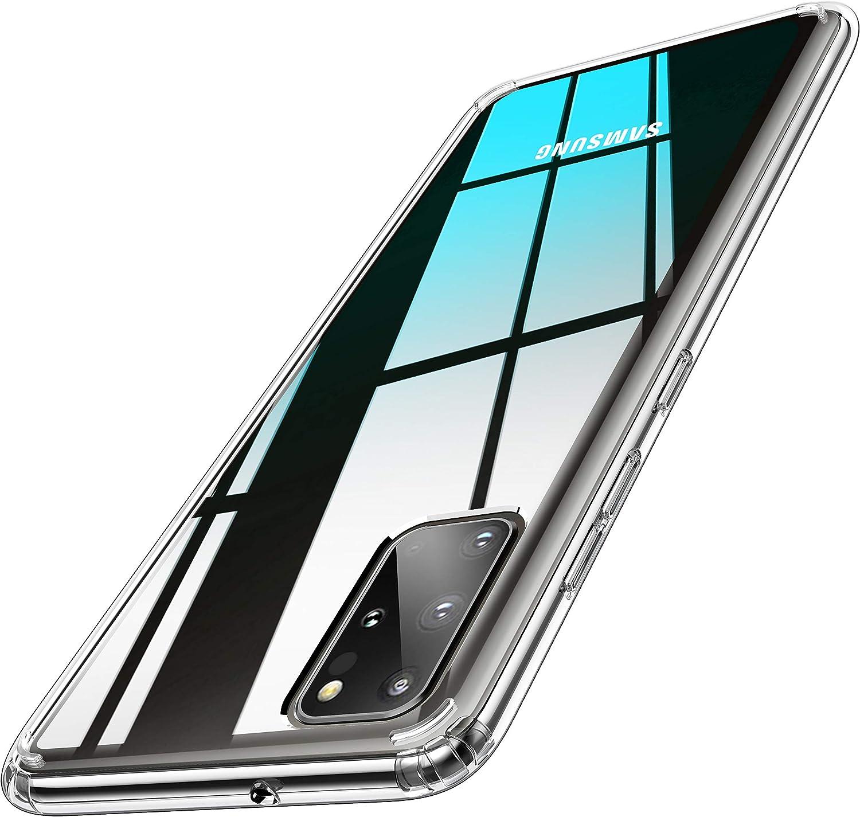 Yocktec Funda para Samsung Galaxy S20 Plus 6.7 pulgadas, funda de ...
