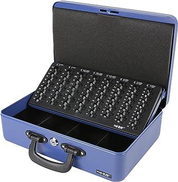 HMF 22037-05 Caja de caudales para contar y transportar dinero 36 ...