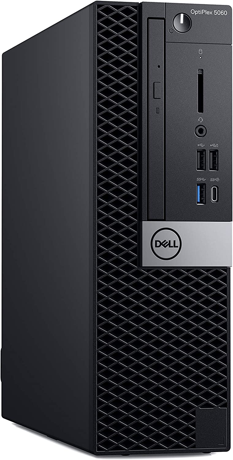 Dell OP5060SFFP5HVR OptiPlex 5060 SFF Desktop Computer with Intel Core i5-8500 3 GHz Hexa-core, 4GB RAM, 500GB HDD, Windows 10 Pro 64-bit