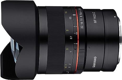 Samyang SA3701 - Objetivo MF para cámara Nikon Z (14 mm de ...