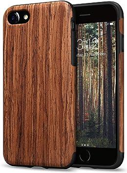 funda iphone madera