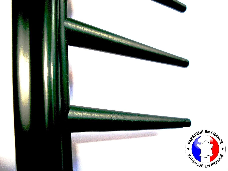 Jardiaffaires Rateau Professionnel en Plastique fabriqu/é en France Largeur 605mm