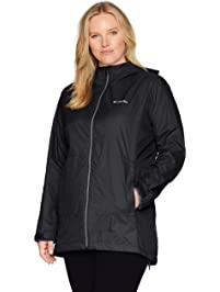bbe291afb2727 Columbia Women s Plus Size Switchback Lined Long Jacket