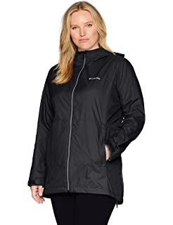 24f0fb8e35b Columbia Women s Plus-Size Big Arcadia II Jacket at Amazon Women s ...