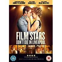 Film Stars Don't Die in Liverpool [DVD] [2017]