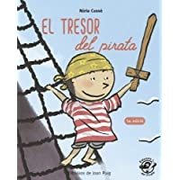 El Tresor Del Pirata: En lletra de PAL i lletra lligada: Llibre per aprendre a llegir en català: 6 (Plou i Fa Sol (TEXT…