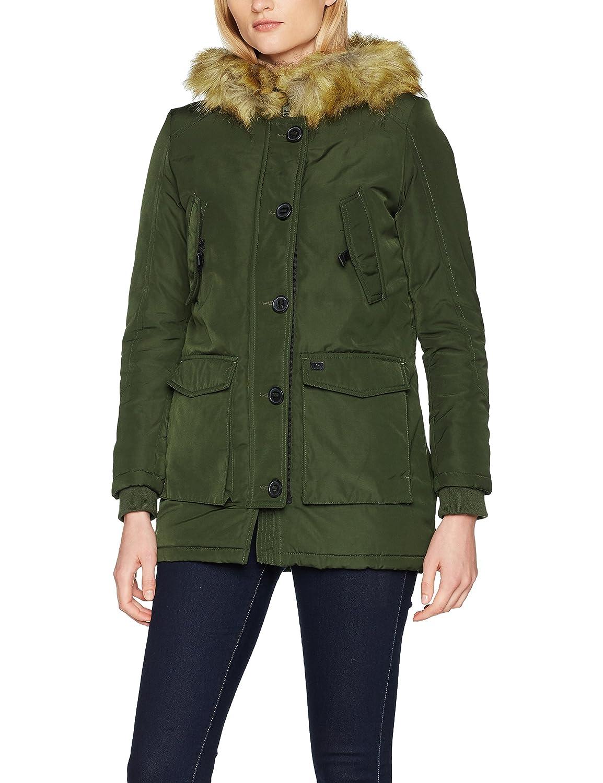TALLA 38. LTB Zoheke Coat Chaqueta para Mujer