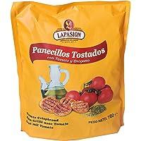 LAPASION - Panecillos tostados con tomate y orégano