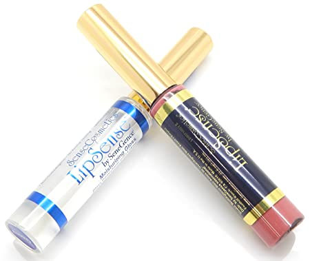LipSense Bundle Sassy Z 1 Lip Color and 1 Glossy Gloss