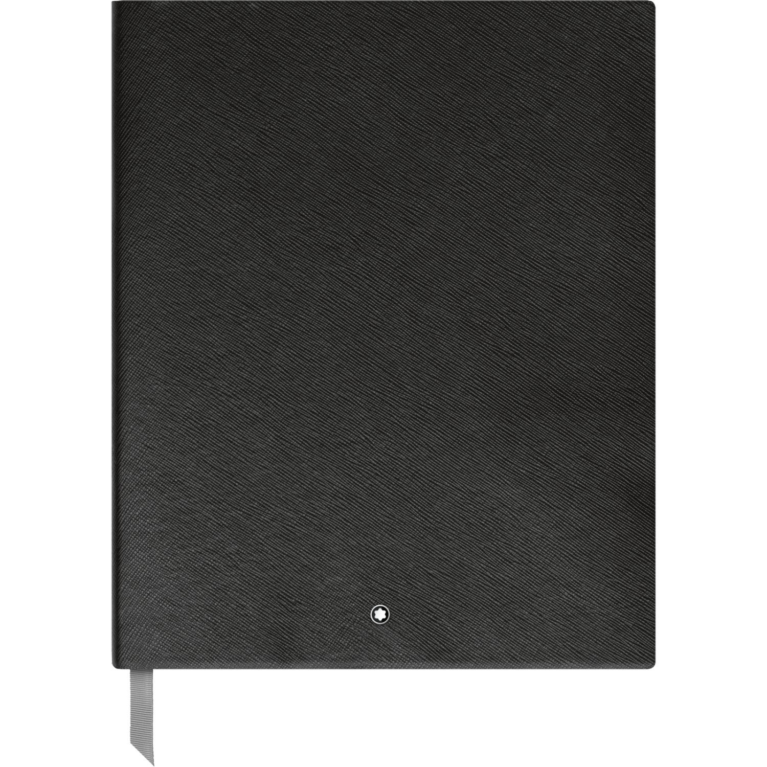 Montblanc Sketch Book Black Blank #149 Fine Stationery 116928 / Elegant Sketching Book with Leather Binding and Unlined Pages / 1 x (8.2 x 10.2 in.) by MONTBLANC