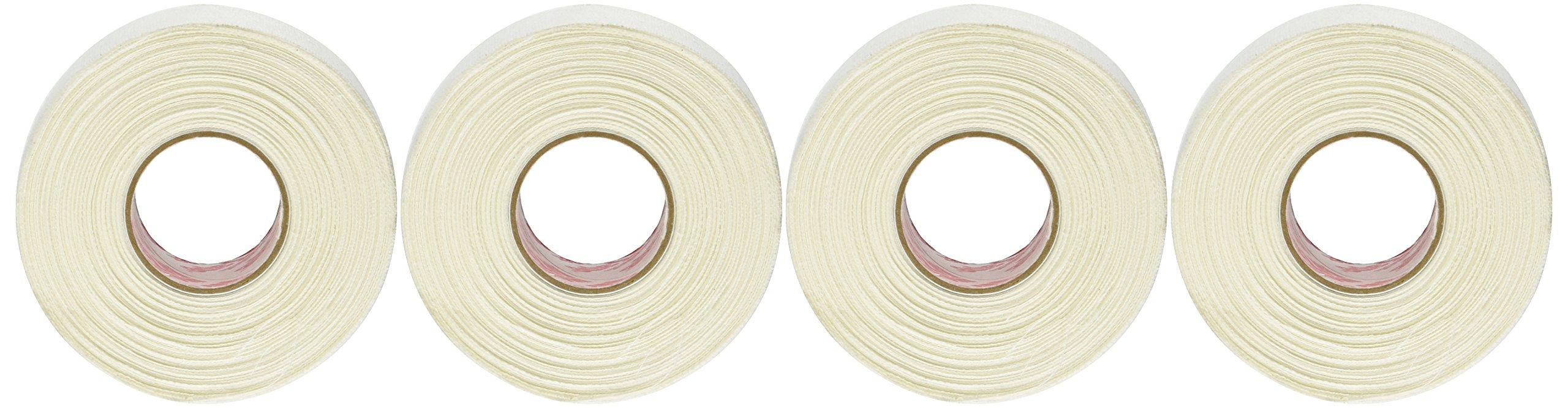 Mueller Athletic Tape, 1.5'' X 15yds White, 4 pack