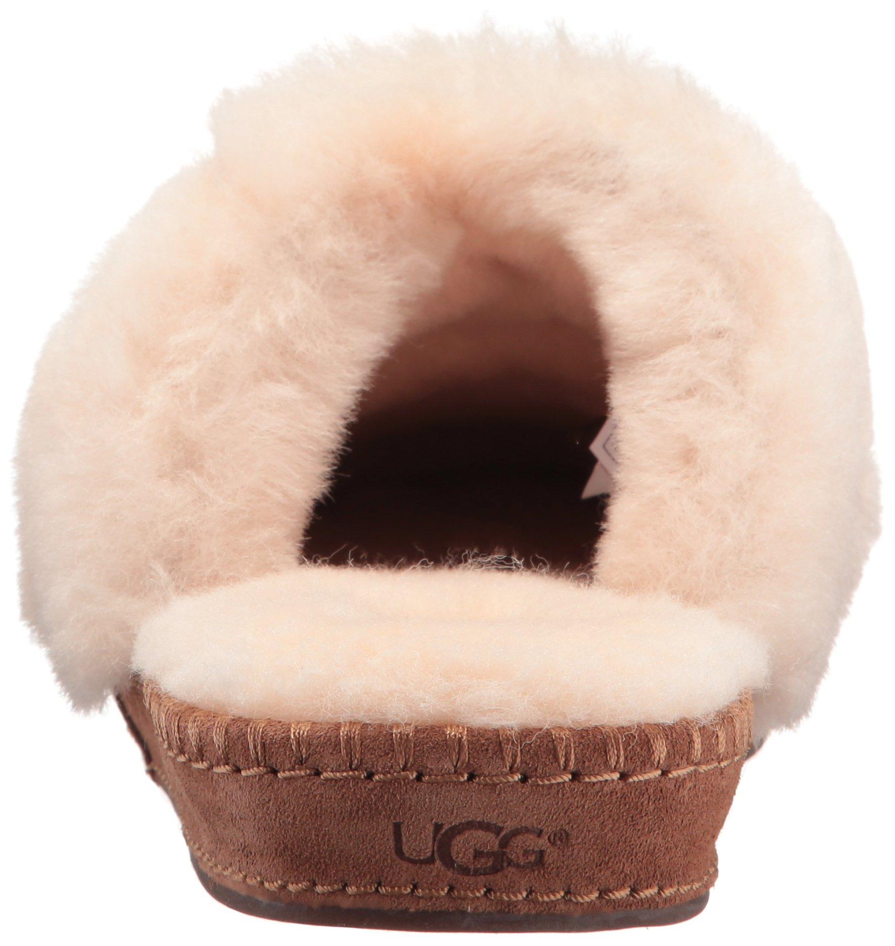UGG Women's Aira Knit Slip on Slipper,Cream,12 M US by UGG (Image #2)