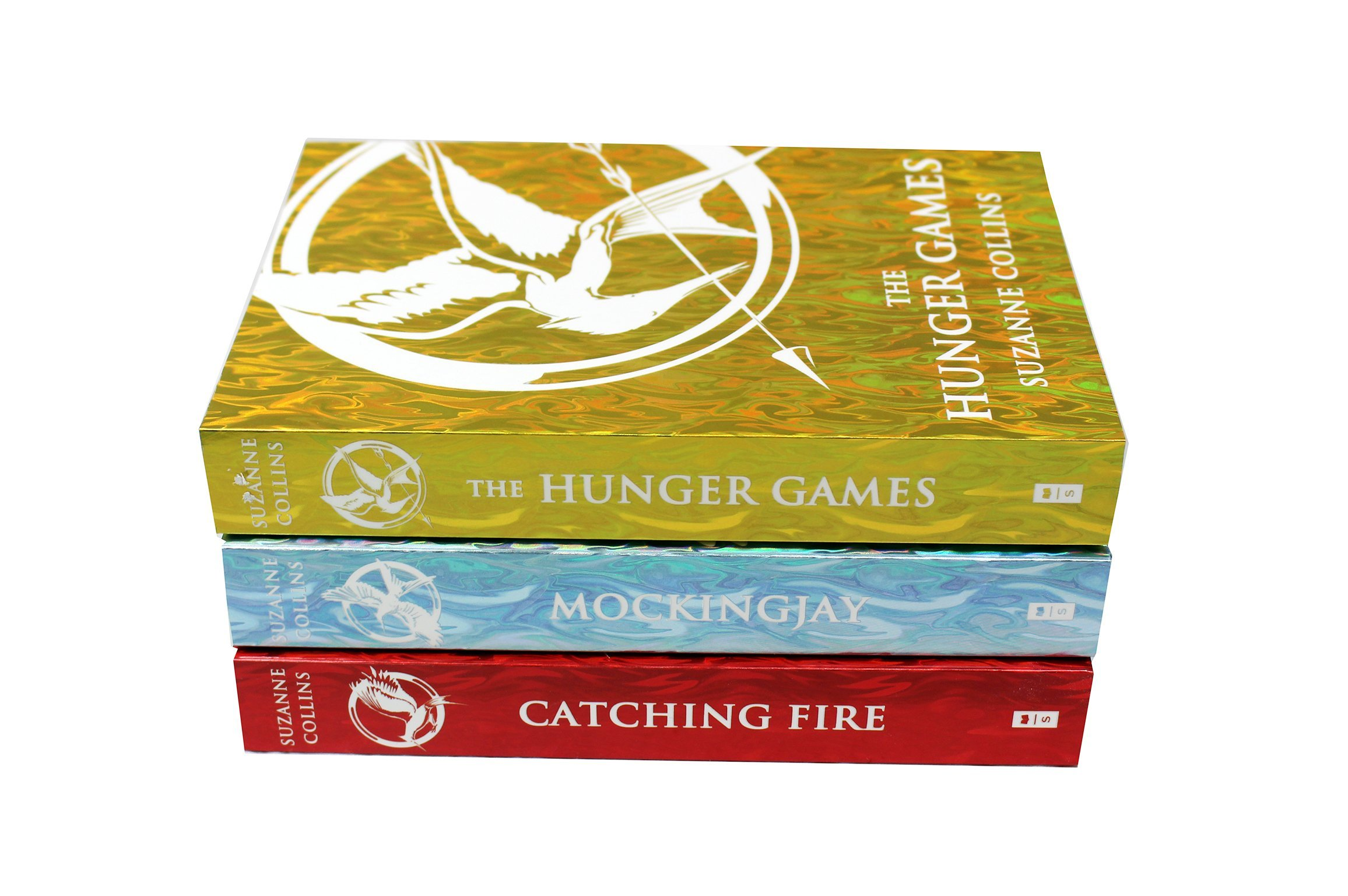 The Hunger Games Trilogy Foil Edition Box Set