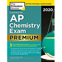Cracking the AP Chemistry Exam 2020: Premium Edition