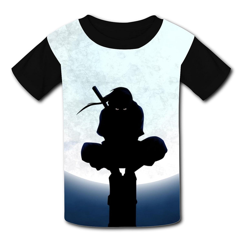 Amazon.com: TianLX Kids Ninja 3D Print Casual O-Neck Shirt ...