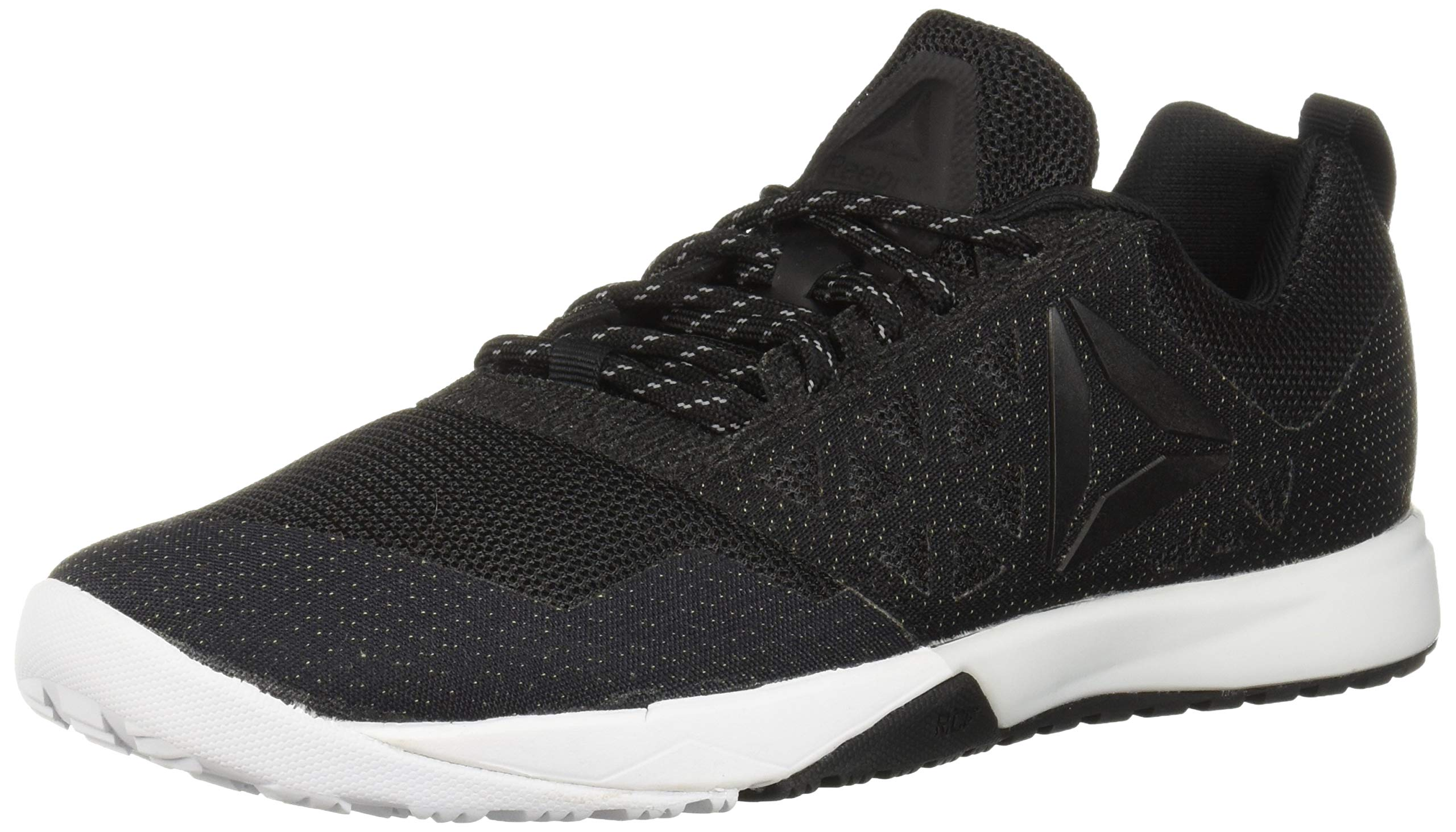 Reebok Women's CROSSFIT Nano 6.0 Cvrt Cross Trainer, Black/White, 5 M US by Reebok