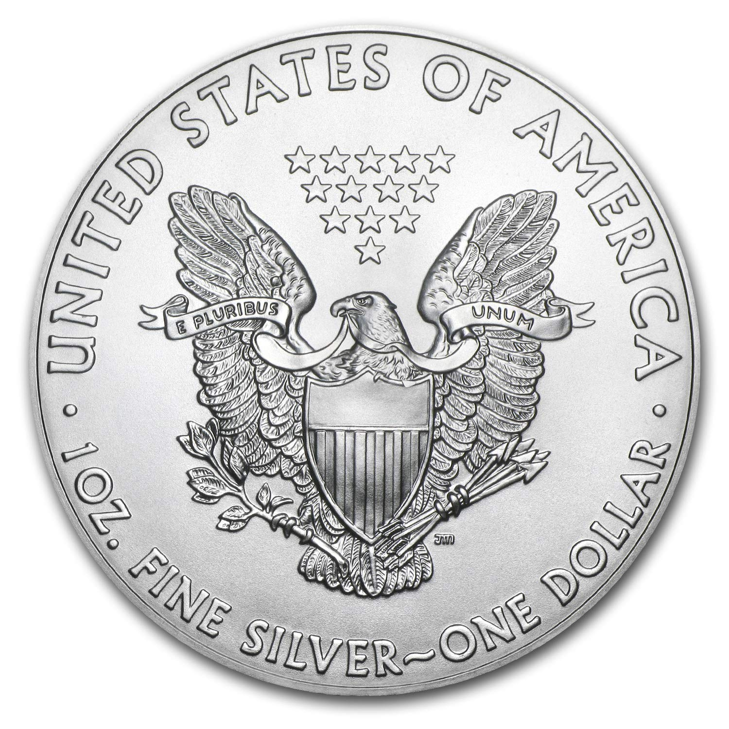 2018 Silver American Eagle MS-70 NGC Early Releases 1 OZ MS-70 NGC