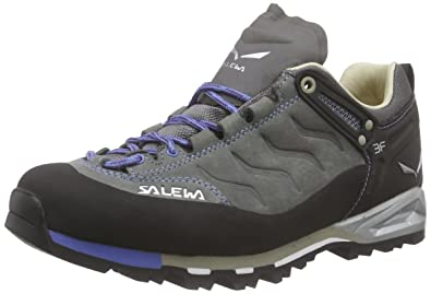 Womens Ws MTN Trainer Low Rise Hiking Boots, Black, 12.5 Salewa