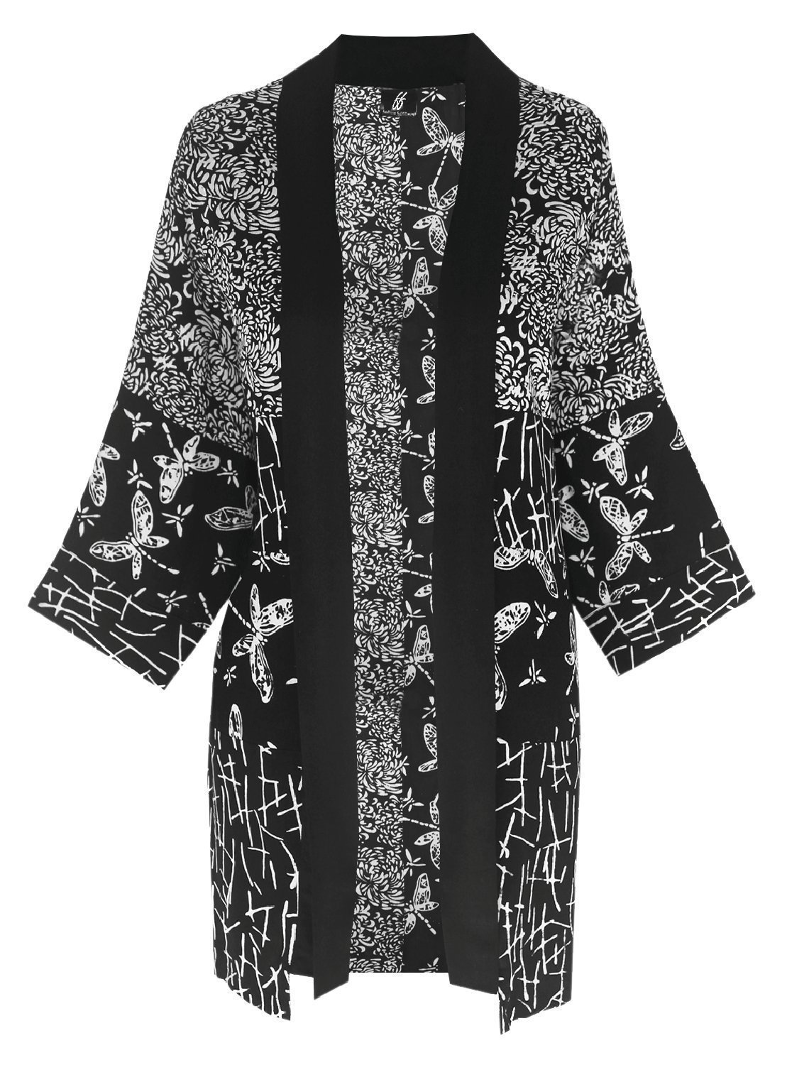 3x 4x Kimono Plus Size Women's Cardigan, Plus Size Clothing for Larger Size, Custom Order 3x 4x Plus Size Kimono Duster Jacket, Mix and Match with Basics, Dressy for Office and Special Occasions