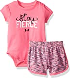 Under Armour Baby Girls Shine Bright Set