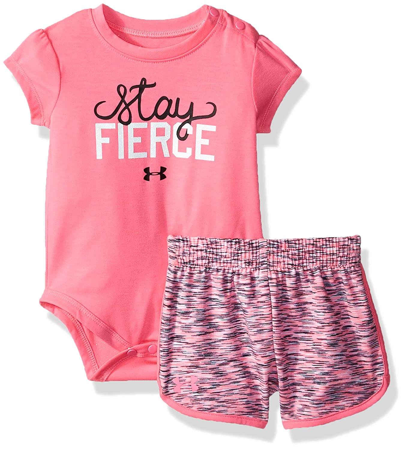 e1fc46719c Under Armour Baby Girls Shine Bright Set