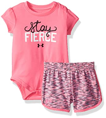 c6c07fff3 Under Armour Baby Girls Shine Bright Set