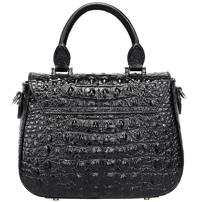 Amazon.com: PIJUSHI Bolsas de piel para hombro, para mujer ...