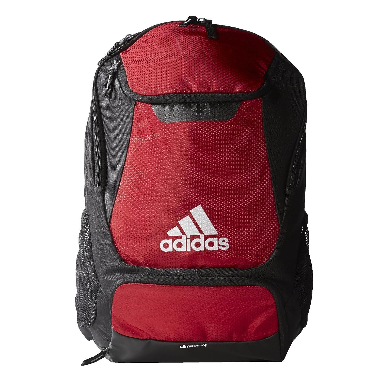 【現金特価】 adidas チーム スタジアム チーム Red) バックパック B00P28CRQK レッド(University Red) Medium Medium|レッド(University Red) Red), 炭天:8b315947 --- arianechie.dominiotemporario.com