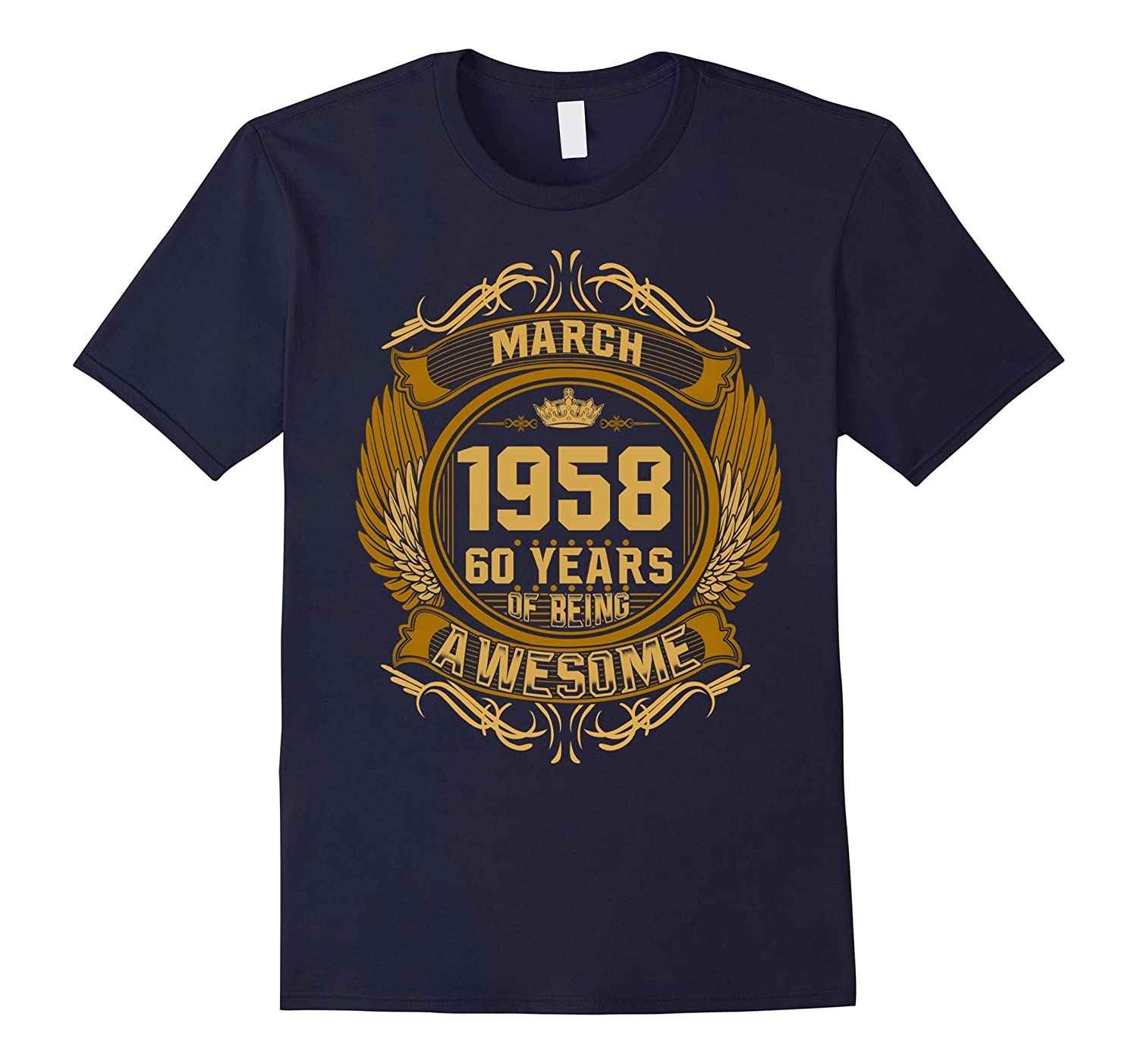 March 1958 born shirt-FL
