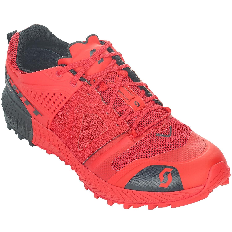 Scott Hombre unidad Guantes Kina Balu Power GTX®, rojo, negro, 9.5 9.5|rojo, negro