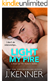 Light My Fire: Griffin and Beverly (Man of the Month Book 11)