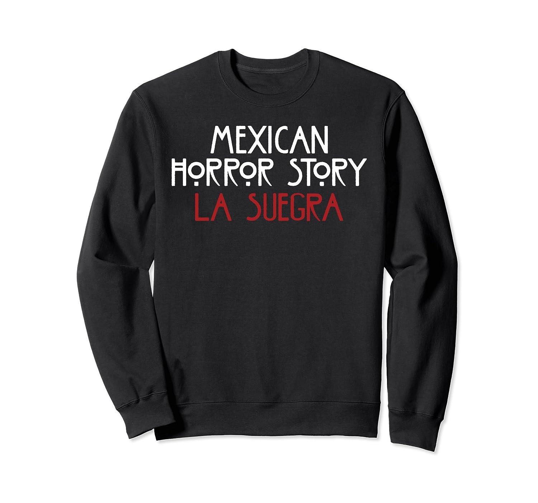 La Suegra SweatShirt Funny Mexican Halloween Novelty Gift-ANZ