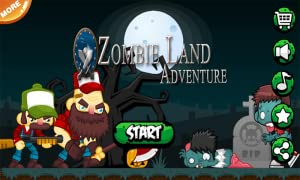 Zombie Land Adventure by Game Studio Inc