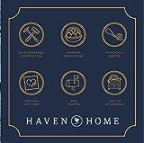 Haven Home Dexter Mid-Century Coffee Table - Walnut