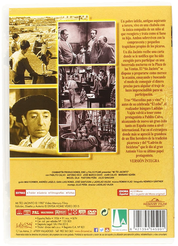Amazon.com: Mi tío Jacinto: Movies & TV