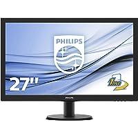 Philips Monitor, 27 Pollici, 16:9, 1920x1080, Nero