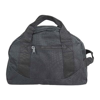 "12"" Mini Two Tone Duffle Bag"