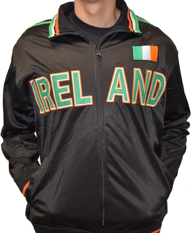 Amdesco Ireland Full Zip Sport Track Jacket AMD/_REGJACK/_IRE