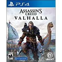 Assassin's Creed Valhalla PlayStation 4 Standard Edition with free upgrade to the digital PS5 version