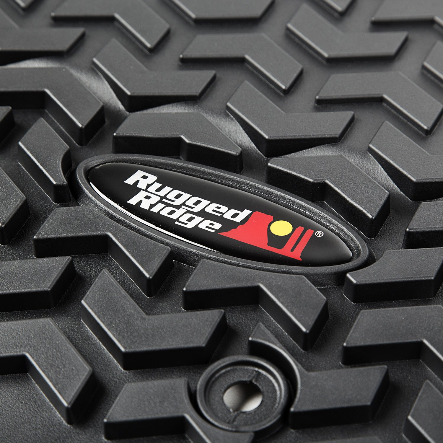 Rugged Ridge 12920.21 All-Terrain Front Floor Liner